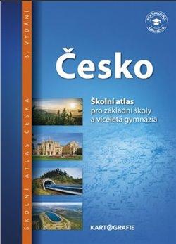 Obálka titulu Česko - Školní atlas pro základní školy a víceletá gymnázia