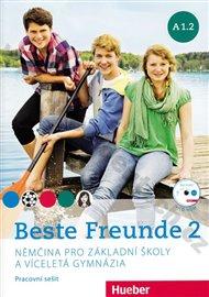 Beste Freunde A1.2: Němčina pro základní školy a víceletá gymnázia (pracovní sešit) + CD