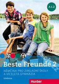 Beste Freunde A1.2: Němčina pro základní školy a víceletá gymnázia - Učebnice