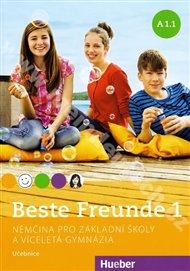 Beste Freunde A1.1: Němčina pro základní školy a víceletá gymnázia - Učebnice