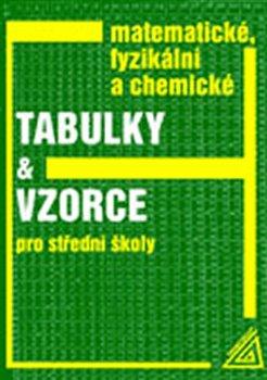 Obálka titulu Matematické, fyzikální a chemické tabulky a vzorce