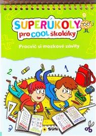 Super úkoly pro Cool školáky ZELENÁ