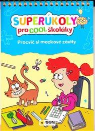 Super úkoly pro Cool školáky MODRÁ