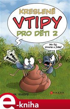 Obálka titulu Kreslené vtipy pro děti 2