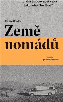 Obálka titulu Země nomádů