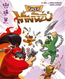 Škola nindžů - karetní hra