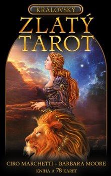 Obálka titulu Královský Zlatý tarot