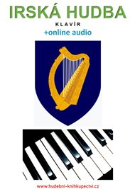 Irská hudba - Klavír (+online audio)