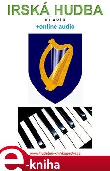 Obálka titulu Irská hudba - Klavír (+online audio)