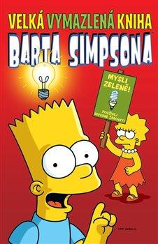 Obálka titulu Velká vymazlená kniha Barta Simpsona