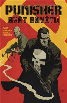 Obálka titulu Punisher MAX: Svět sovětů