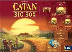 Catan Big Box - druhá edice