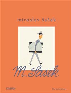 Obálka titulu Miroslav Šašek
