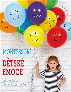Obálka titulu Montessori: Dětské emoce