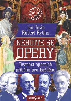 Obálka titulu Nebojte se opery!