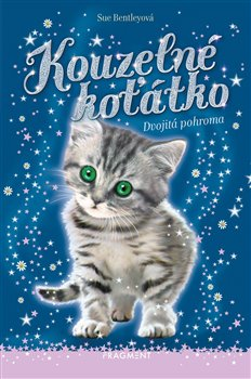 Obálka titulu Kouzelné koťátko – Dvojitá pohroma