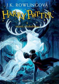 Obálka titulu Harry Potter a vězeň z Azkabanu