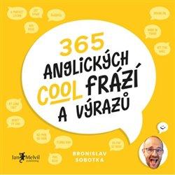 Obálka titulu 365 anglických cool frází a výrazů