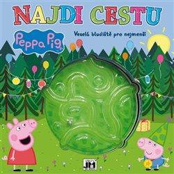 Peppa Pig - Najdi cestu