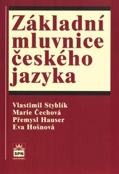 Obálka titulu Základní mluvnice českého jazyka