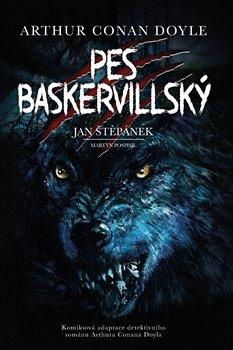 Obálka titulu Pes baskervillský - grafický román