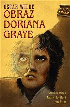 Obálka titulu Obraz Doriana Graye - grafický román