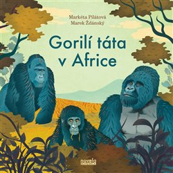 Obálka titulu Gorilí táta v Africe
