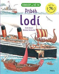 Obálka titulu Příběh lodí