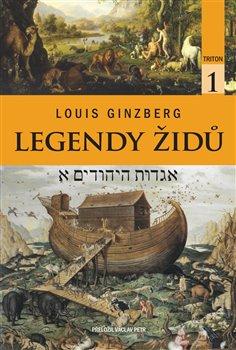 Obálka titulu Legendy Židů - svazek 1