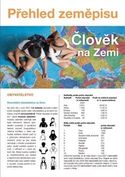 Obálka titulu Člověk na Zemi Přehled zeměpisu světa (nejen) pro školáky