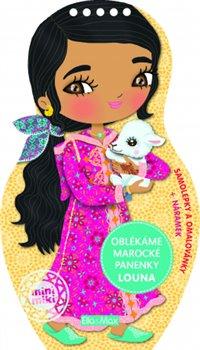 Oblékáme marocké panenky LOUNA