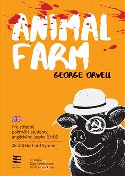 Obálka titulu Animal Farm (úroveň B1/B2)