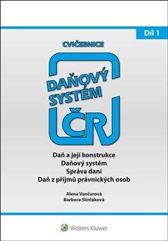 Cvičebnice Daňový systém 2021 1. díl