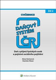 Cvičebnice Daňový systém 2021 2. díl