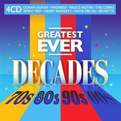 Obálka titulu Greatest Ever Decades