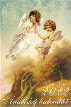 Obálka titulu Nástěnný kalendář andělský 2022