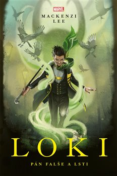 Marvel - Loki. Pán falše a lsti
