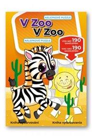 V Zoo - nálepkové puzzle