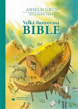 Obálka titulu Velká ilustrovaná Bible