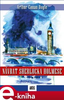 Obálka titulu Návrat Sherlocka Holmese