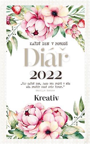 KREATIV DIÁŘ 2022 - RŮŽE