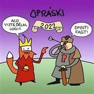 Opráski 2022