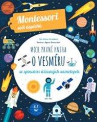 Moje první kniha o vesmíru