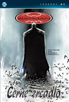 Obálka titulu Batman: Černé zrcadlo