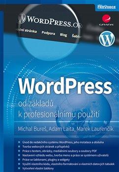 Obálka titulu WordPress