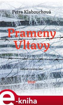 Obálka titulu Prameny Vltavy
