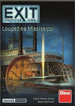 Loupež na Mississippi - Exit úniková hra