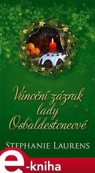 Obálka titulu Vánoční zázrak lady Osbaldestoneové