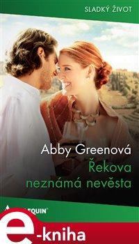 Obálka titulu Řekova neznámá nevěsta
