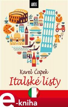 Obálka titulu Italské listy